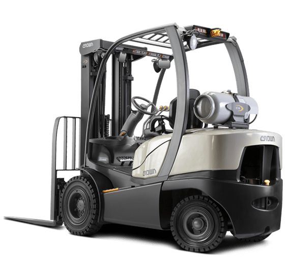 C-5 Series | Gas Forklifts | Crown Equipment Corporation