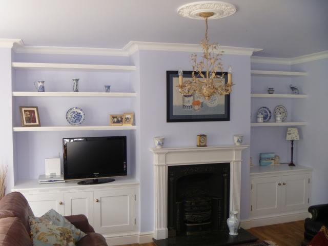 1000 Images About Alcove Storage On Pinterest Shelves