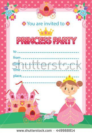 Birthday Invitation Stock Images, Royalty-Free Images & Vectors ...