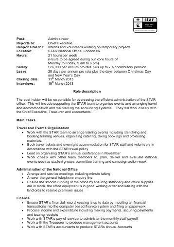 Payroll Job Description. Payroll Accounting & Finance Job ...