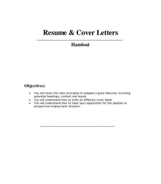 Pretentious Inspiration How To Do A Cover Letter For Resume 16 How ...