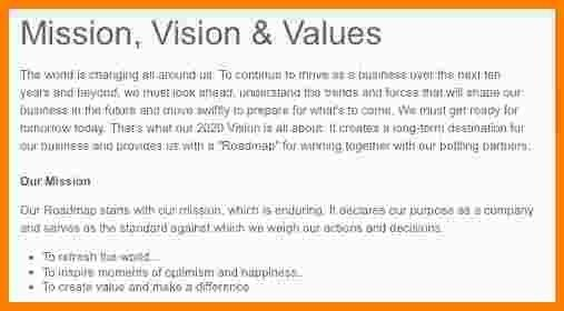 8+ mission statements examples | Statement Information