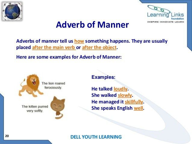example of adverb of place in sentence x--x.us 2017
