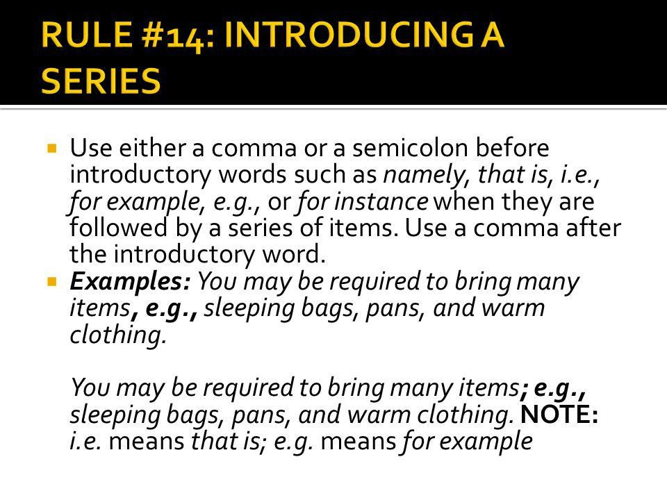 C. S. Lewis AH English I COMMA USAGE. - ppt download