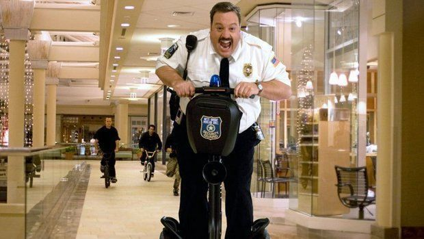 Kevin James falls flat as 'Paul Blart: Mall Cop' | NOLA.com