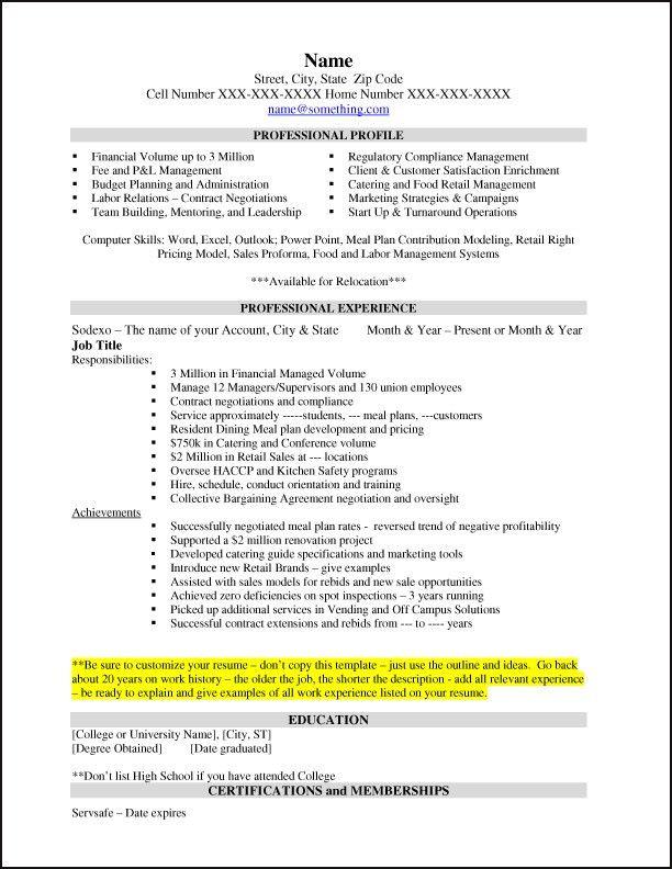 Teenage Resume Examples | Resume Badak