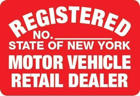 Open a dealership | New York State of Opportunity Department of ...