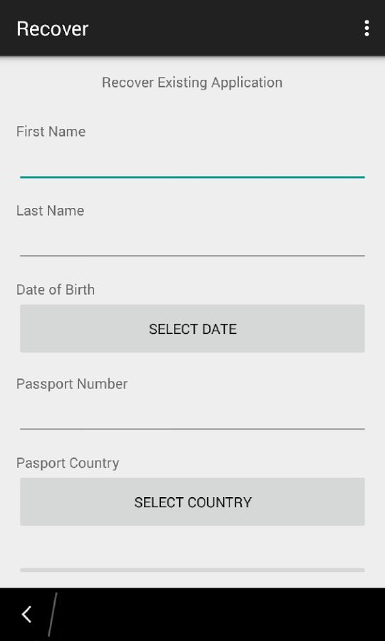 USA ESTA Visa Application - Android Apps on Google Play