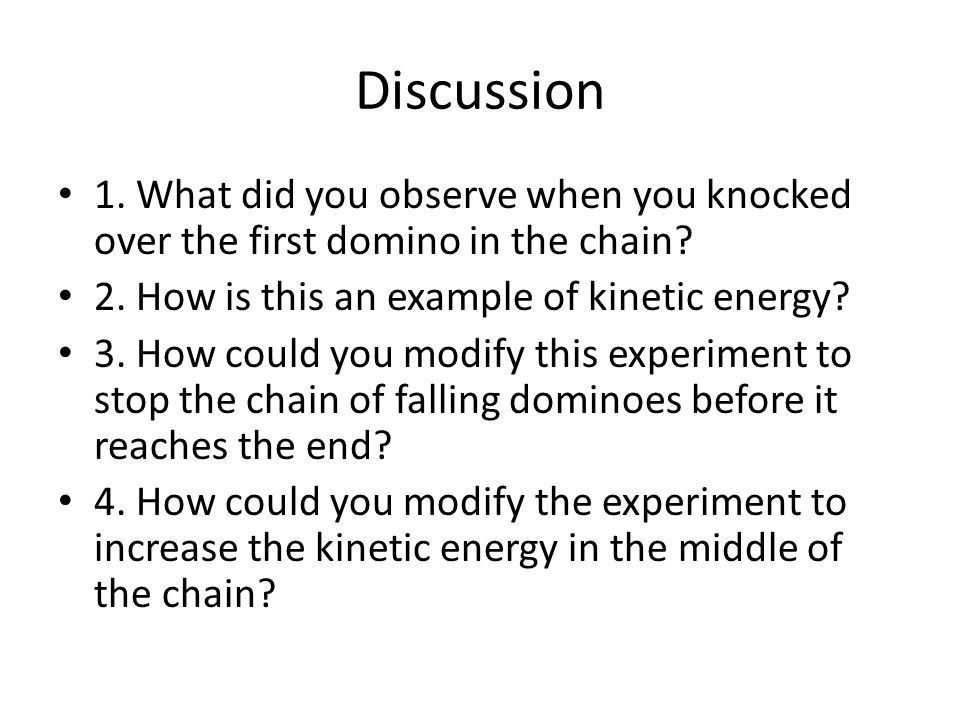 D.S.Q. 1. What is kinetic energy? - ppt video online download