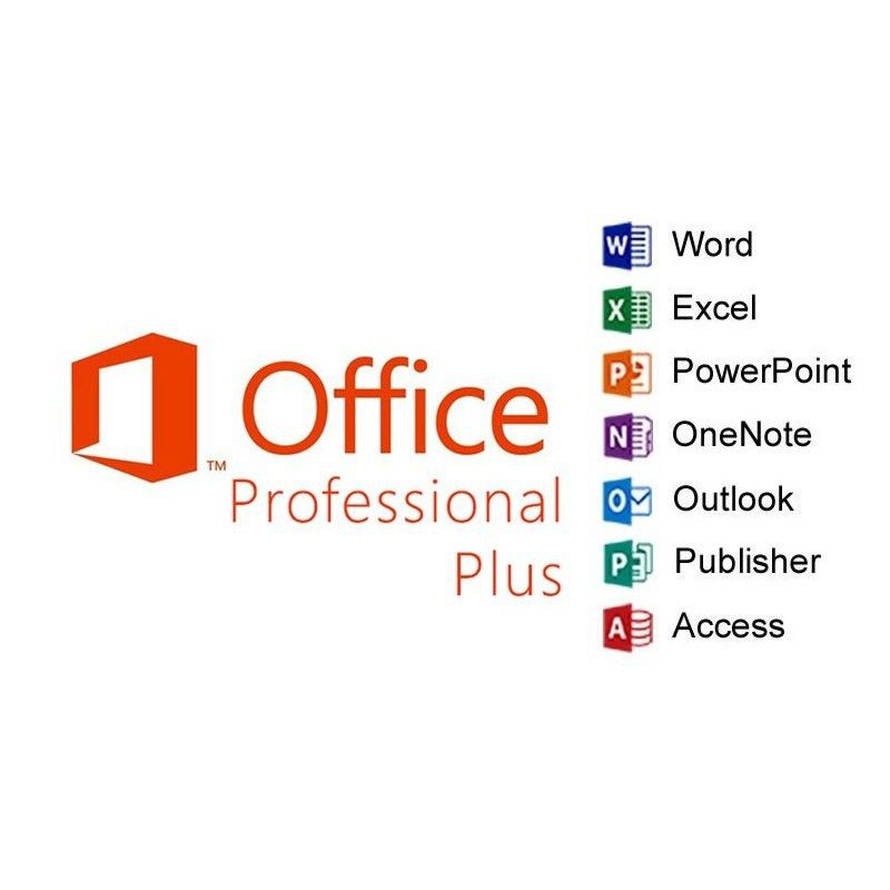 Microsoft Office 2016 Professional Plus - the Most Powerful Office ...