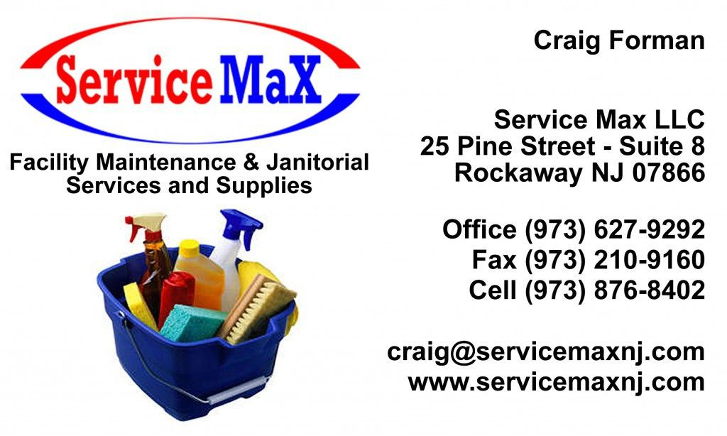 Contact Us - Service Max - Facility Maintenance