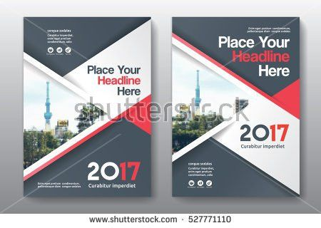 Free Abstract Magazine Cover Vector - Download Free Vector Art ...