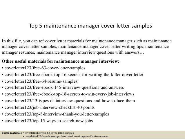 top-5-maintenance-manager-cover-letter-samples-1-638.jpg?cb=1434701594
