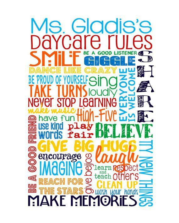 Best 25+ Daycare gifts ideas on Pinterest | Daycare teacher gifts ...