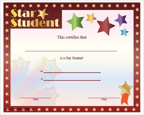 Name a star certificate template name a star instant certificate sample certificate templates for kids 9 free documents in pdf psd yadclub Choice Image