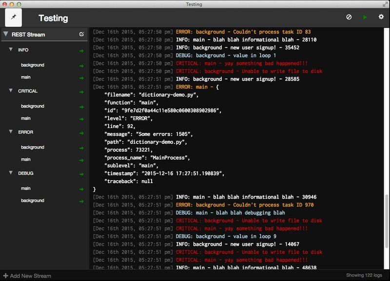 Using Spectrum with Python