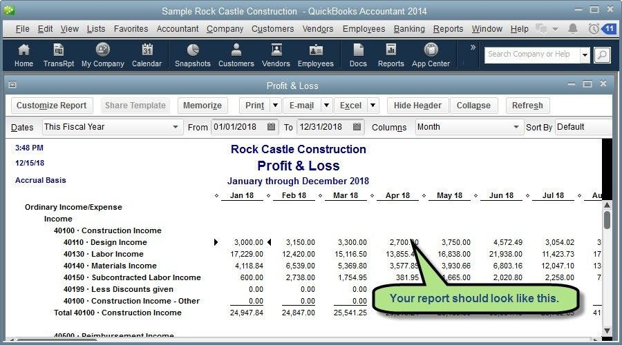 Automating an Excel-Based Financial Statement - Accountex Report