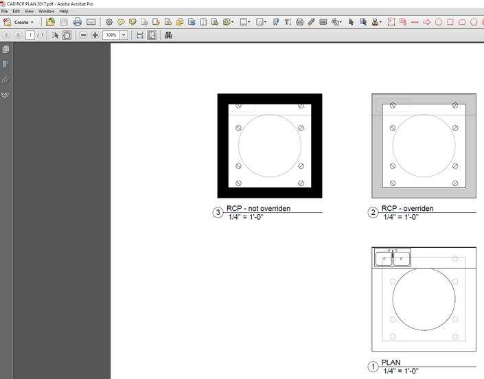 Solved: Transparent Hatch Pattern from Autocad Linked File ...