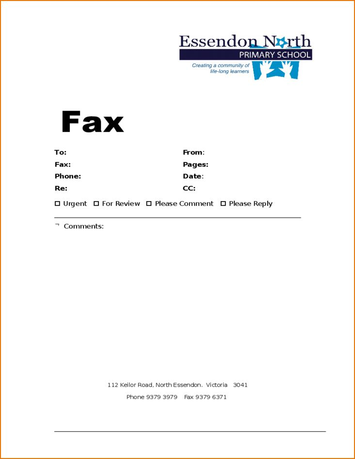 6+ fax cover sheet sample | teknoswitch