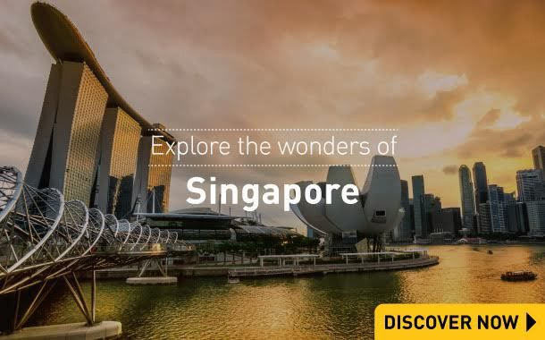 Singapore Visa - Singapore Tourist Visa Online at Rs. 2,199 - Musafir