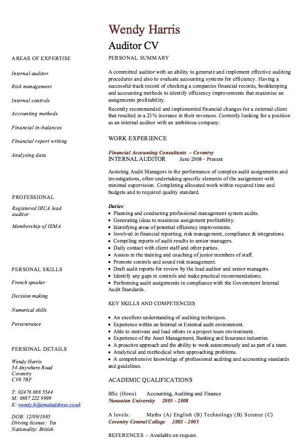 18 best CFA images on Pinterest | Finance, Resume examples and ...