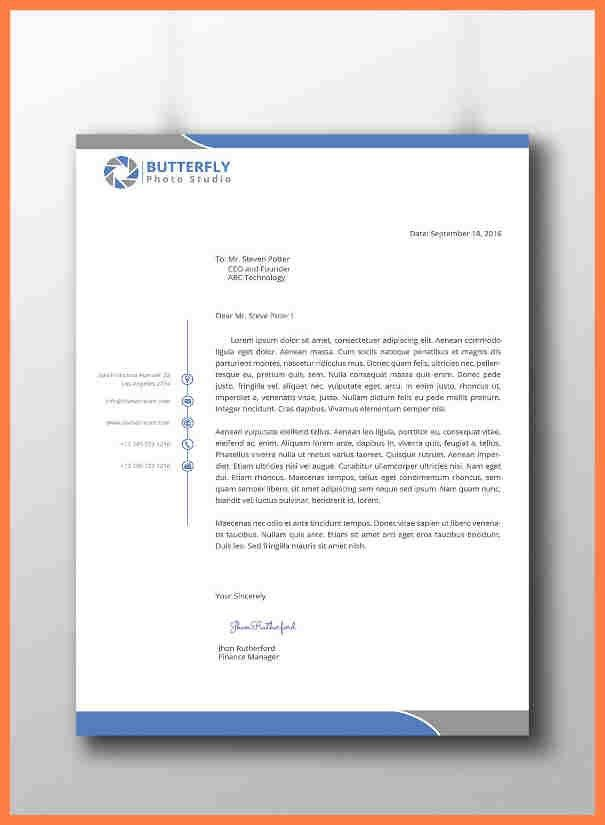 5+ download letterhead templates | Company Letterhead