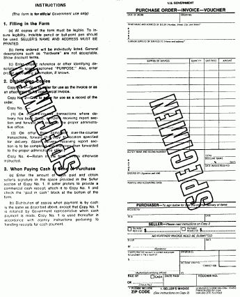 48 CFR 53.301-44 - Standard Form 44, Purchase Order - Invoice ...
