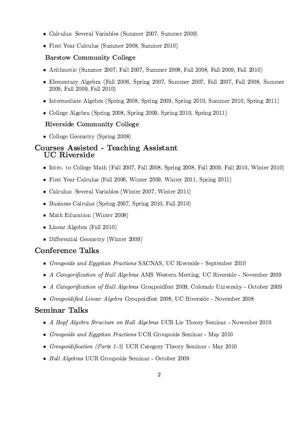Sample Math Teaching Resumes. teaching resume samples sample ...
