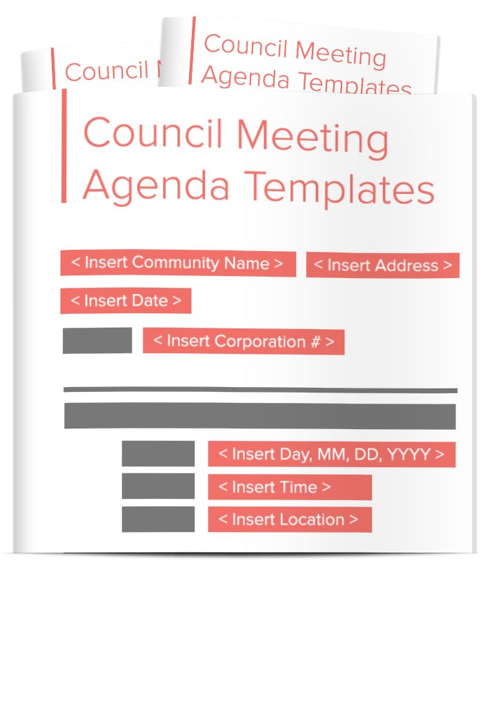 Download Free Meeting Agenda and Minutes Templates - bazinga!