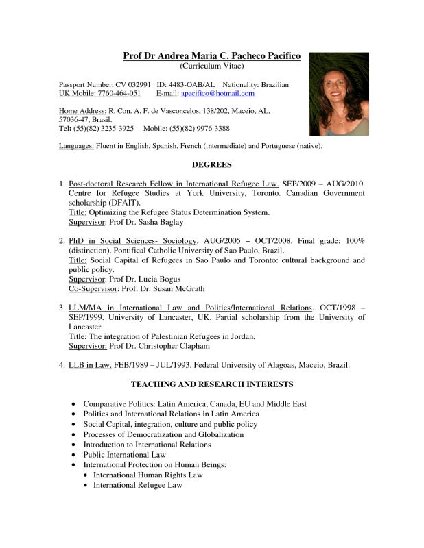 sample resume titles resume cv cover letter. good title for a ...