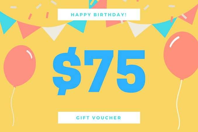 Free Gift Certificate Maker - Canva