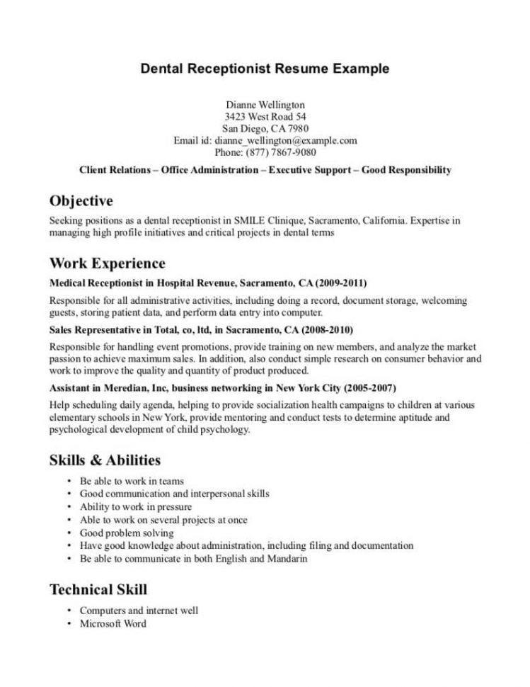 Medical Secretary Job Description. Administrative Assistant Job ...