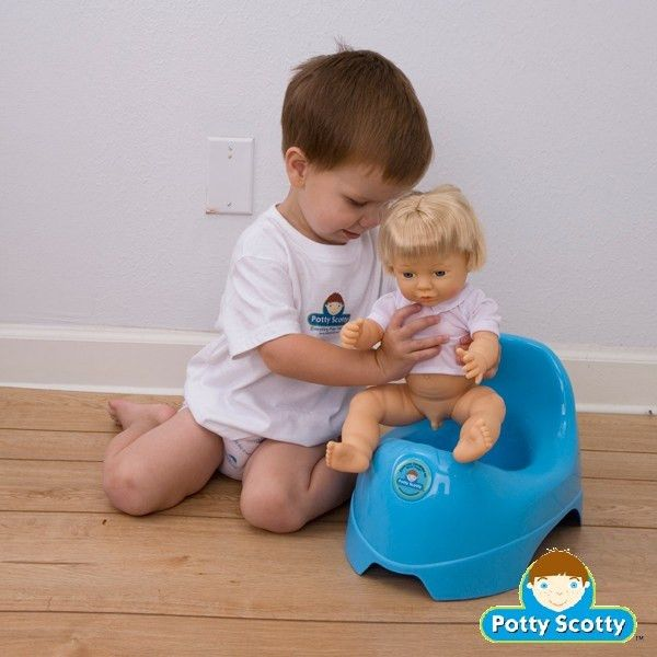 Potty Training in One Day - The Advanced System for Boys | Potty ...