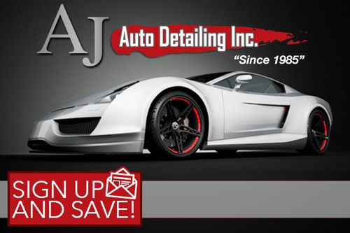 AJ Pro Detailing, INC. | Superior Auto Detailing Services for San ...