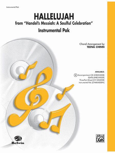 Hallelujah From Handel's Messiah: A Soulful Celebration Sheet ...