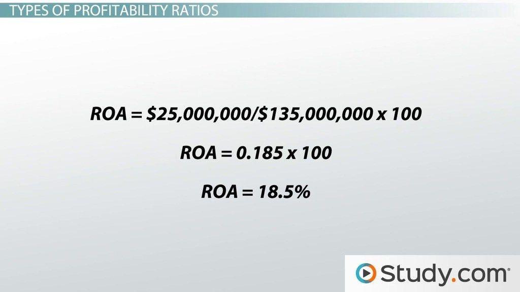 Profitability Ratio: Definition, Formula, Analysis & Example ...