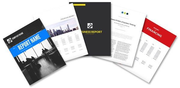 Best Annual Report Design | Lucidpress