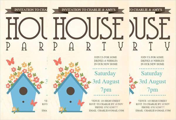 20+ Housewarming Invitations - PSD, Vector EPS, AI Illustrator ...