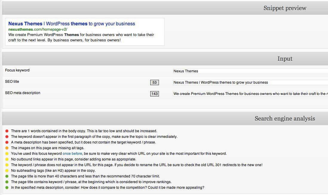 Resume Wordpress Theme - Premium Website Template