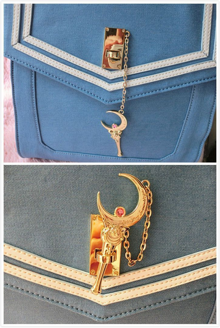 Cute sailor moon backpack Cute Kawaii Harajuku Fashion Clothing ...