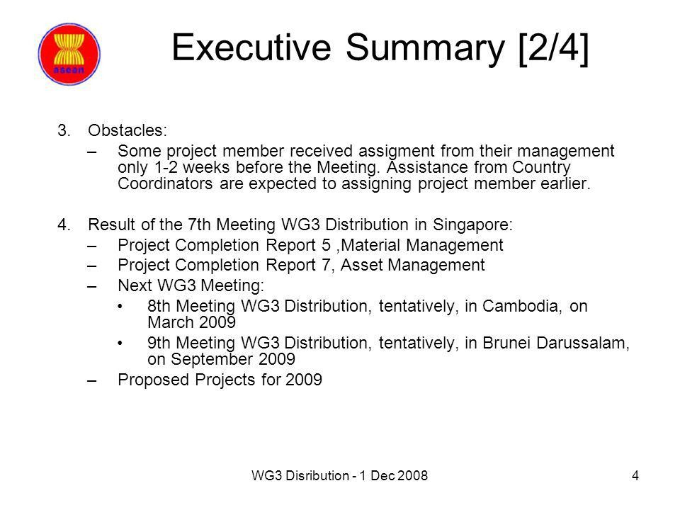 PROJECT COORDINATOR REPORT - ppt download