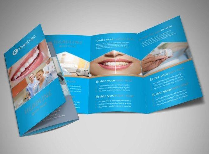 Dental Flyer Template | MyCreativeShop