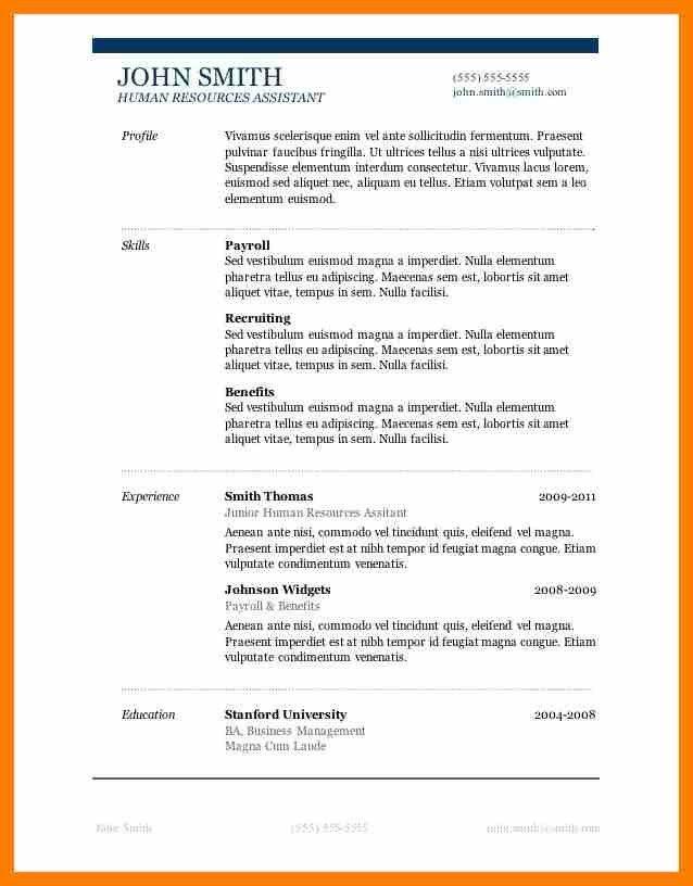 7+ free professional resume templates download | hostess resume