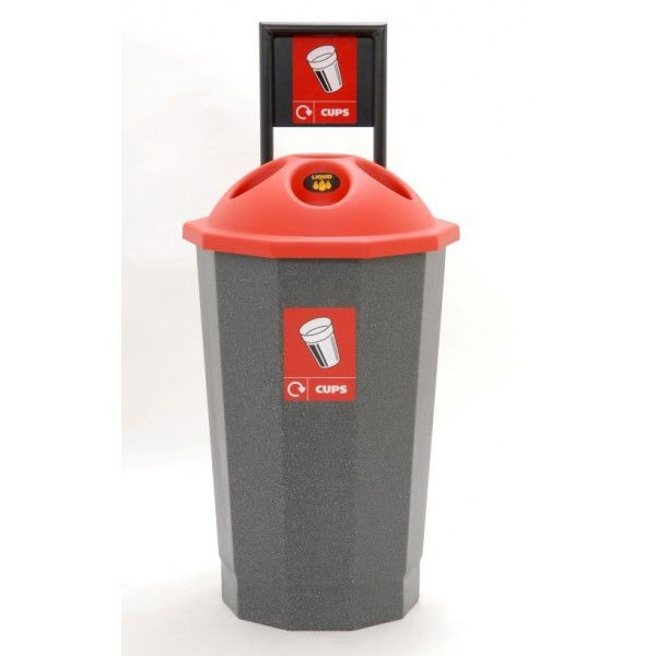 Eco Cup Collector Bank 75 Litres