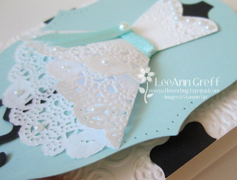 Doily Wedding Dress Tutorial - Flowerbug's Inkspot