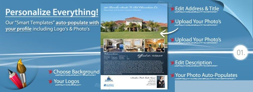 GoBig Realtor.com | Real Estate Online Printing Solution, Property ...
