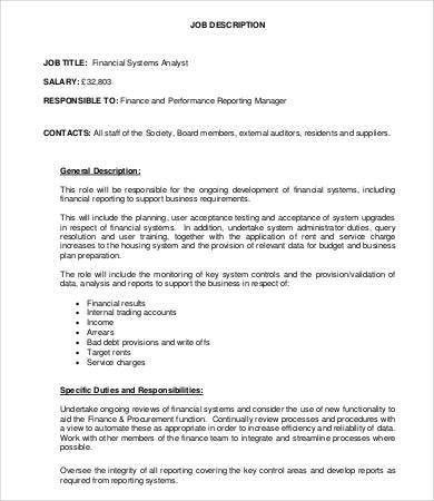 data analyst job description uk. adding to the job description ...