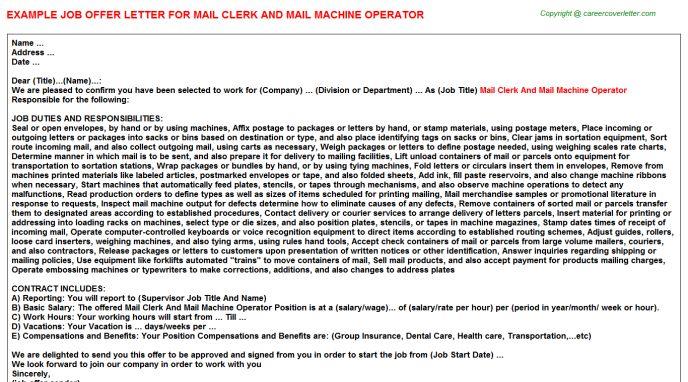 burning machine operator cover letter. computeroperatorcoverletter ...