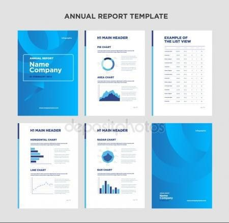 Report cover Stock Vectors, Royalty Free Report cover ...