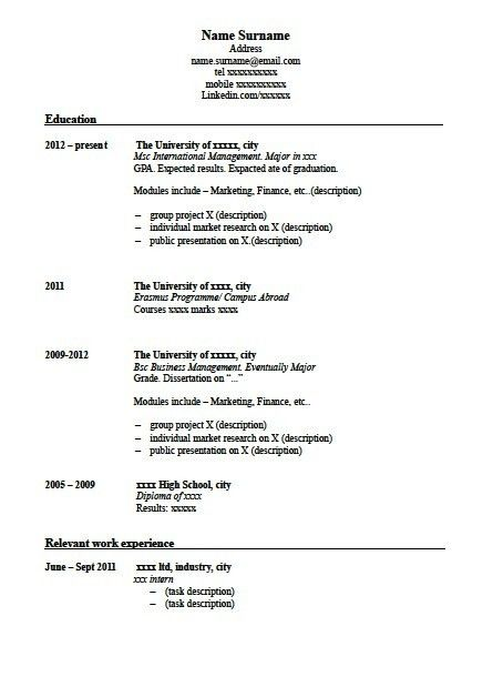 Download How To A Resume | haadyaooverbayresort.com